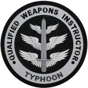 Qualified Weapos Instruction Seal