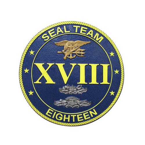 Seal Team 18 Seal
