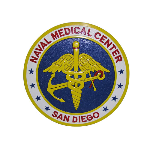 San Diego Naval Medicine Center Seal