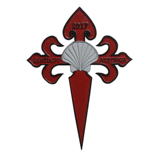 Santiago Astorga Emblem