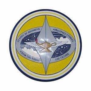 School Of Advanced Air & Space Studies Seal
