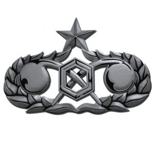 Senior Civil Engineer Readiness Badge