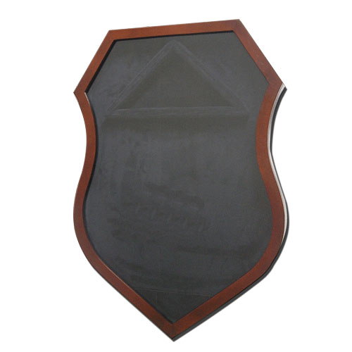 Shield Shape Shadow Box Model 1