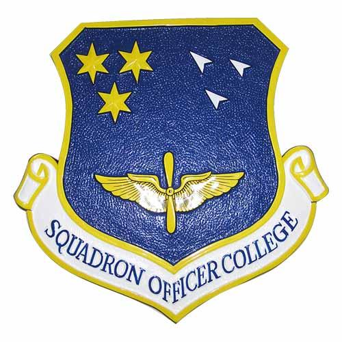 Squadron Officer College Emblem