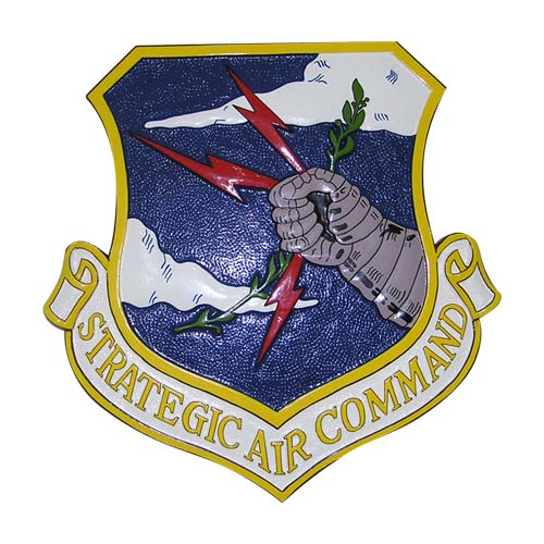 Strategic Air Command Emblem