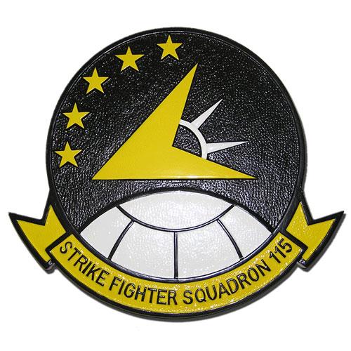 Strike Fighter Squadron 115 Emblem