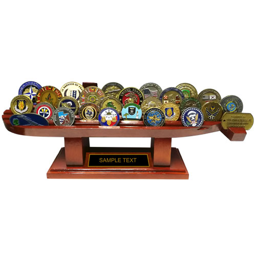 Submarine Challenge Coin Holders