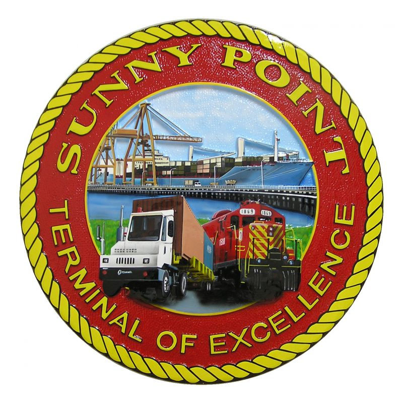 Sunny Point Seal