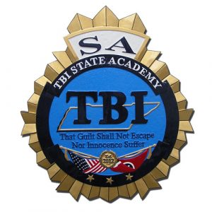 TBI State Academy Seal