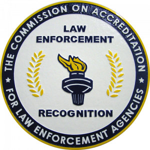 The Commission on Accreditation Seal