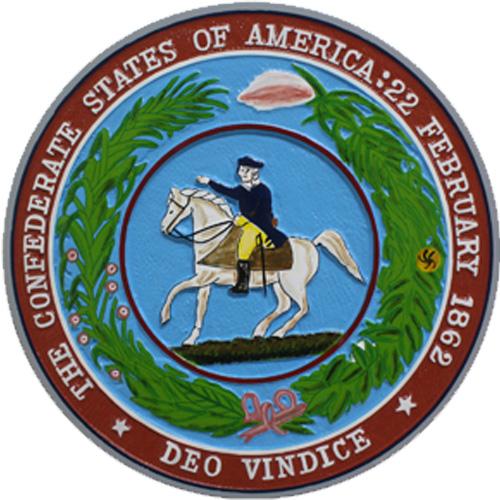The Confederate State of America Seal