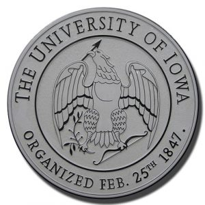 The University of Iowa Seal