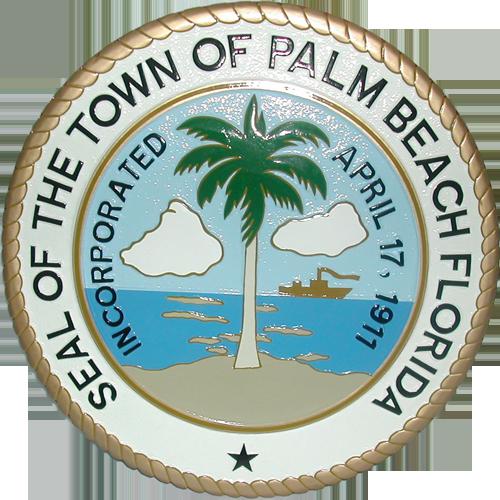 Town of Palm Beach FL Seal