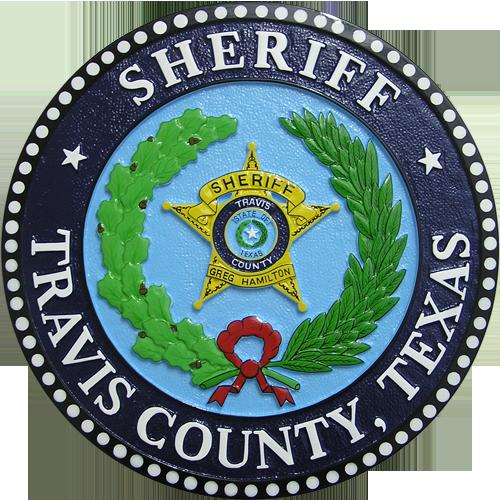 Travis County Sheriff Seal