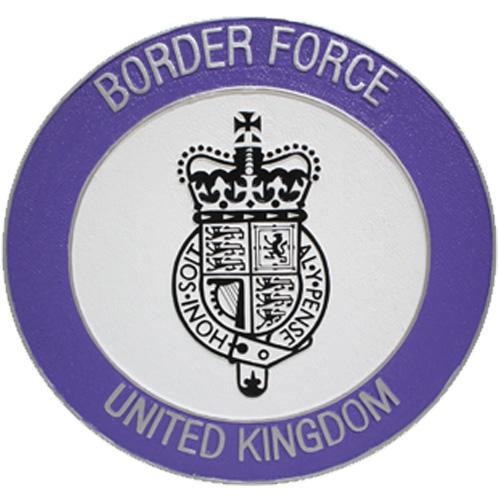 UK Border Force Seal