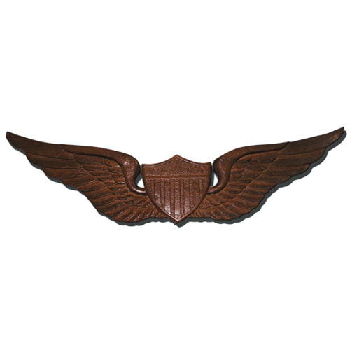 US Army Pilot Wings / US Army Aviator Wings Plaque