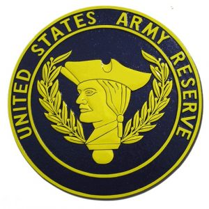 U.S. Army Reserve Seal Plaque