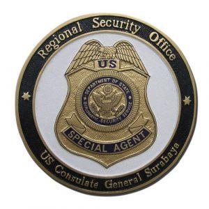US Consulate General Surabaya RSO Seal