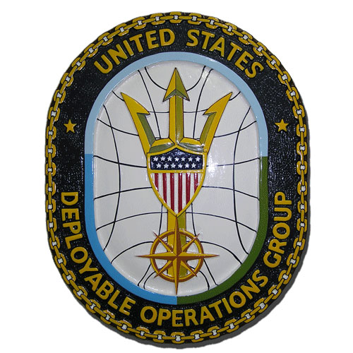 US Deployable Operations Group Seal