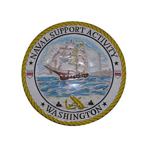 US Naval Support Activity Washington Seal