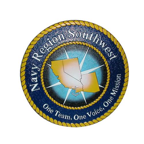 US Navy Region Southwest Seal