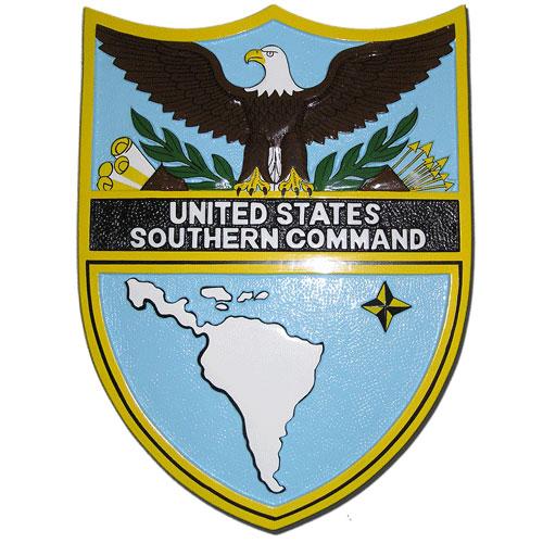 US Southern Command Emblem