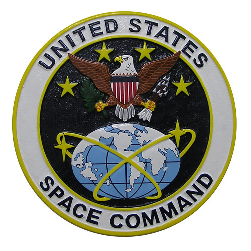 US Space Command Seal