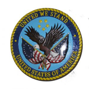 US United We Stand Seal
