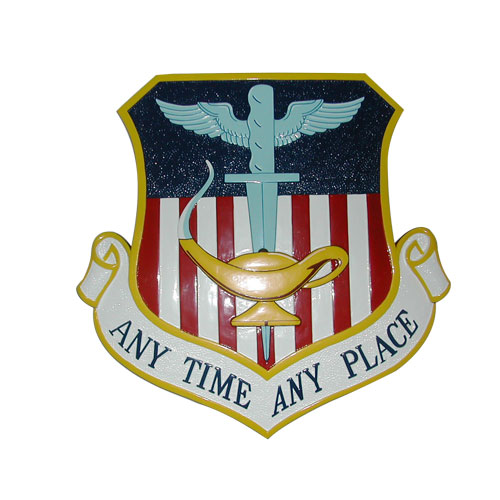 USAF 1st Special Operations Wing Emblem