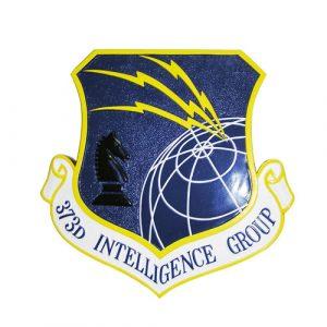 USAF 373D Intelligence Group Emblem