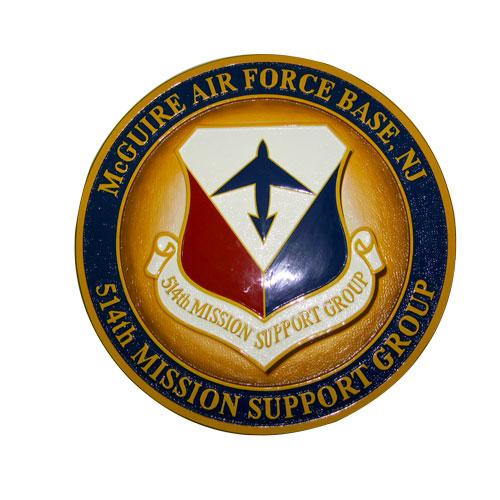USAF 514th MSG Seal