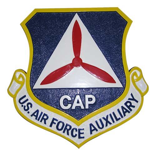 USAF CAP Auxiliary Emblem
