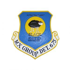 USAF MX Group Det 675 Emblem