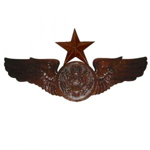 USAF Senior Aircrew Badge Insignia Plaque