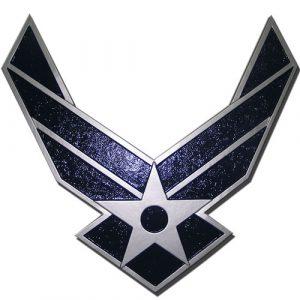 USAF Emblem Seal Plaque