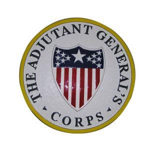 USAR Adjutant General Corps Seal