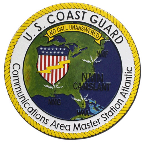 USCG CAMSLANT Seal