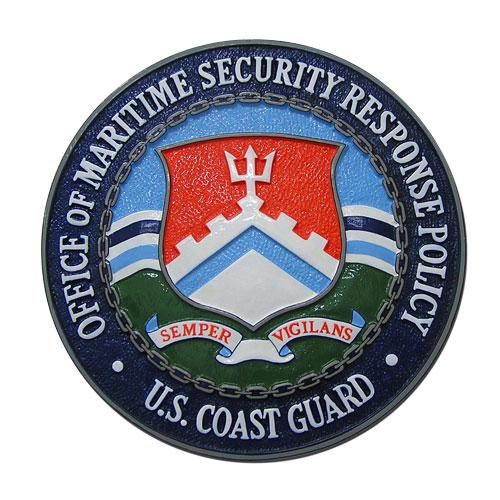 USCG MSR Seal