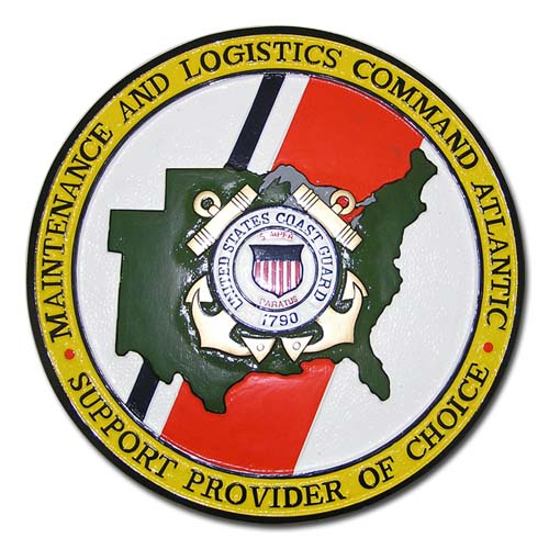USCG Maintenance & Logistics Command Atlantic Seal