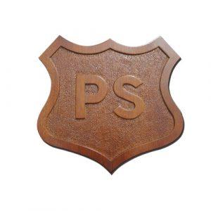 USCG Port Security Specialist Badge Plaque