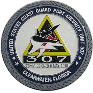 USCG Port Security Unit 307 Seal