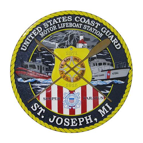 USCG St. Joseph Seal