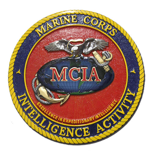 USMC Intelligence Activity Seal