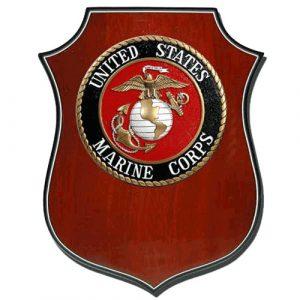 US Marine Corp USMC Plaque