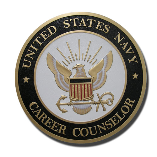 USN Career Counselor Seal