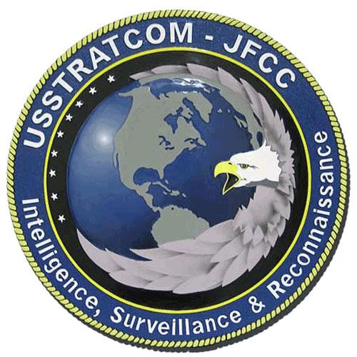 USSTRATCOM JFCC ISR Seal Plaque
