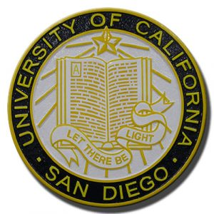 University of California San Diego Seal