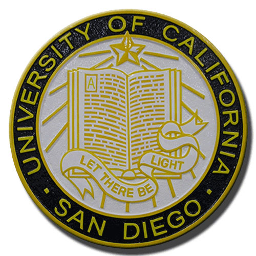 University of California San Diego Seal