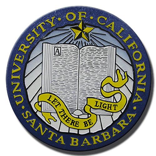 University of California Santa Barbara Seal