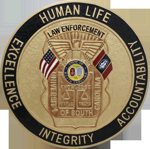 University of South Carolina Law Enforcement Seal